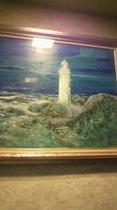 昔の伊良湖岬灯台