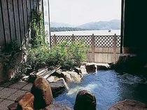 天橋立一望の露天風呂