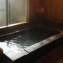*[vivaなhiva湯]松川より引いている源泉掛け流しの「単純硫黄泉」をゆっくりとご堪能下さい