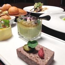 *[Dinner一例]県内産や八幡平の食材を厳選したこだわりフレンチ