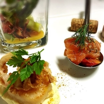 *[Dinner一例]旬の食材や八幡平の厳選素材を盛り込んだ♪シェフ自慢の「旬菜フレンチ」