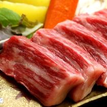壱岐牛の陶板焼き