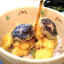 サクサク・プリプリの鱧の天ぷらがたまらない!阿南の新名物・あなんハモ丼をご賞味ください。