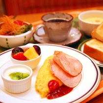 スタンダード朝食(洋食)