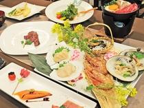 【プレミアムプラン夕食】とっておきの日にいかがでしょうか♪