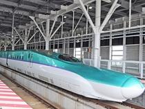 【北海道新幹線】当館より木古内駅まで車で5分!
