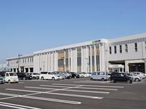 【木古内駅】北海道に到達した新幹線が最初に停まる駅☆