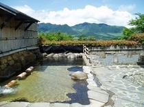 【大浴場】 露天風呂