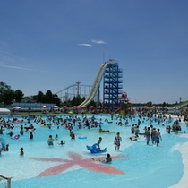 夏はやっぱりプール!ウォーターパークで夏をエンジョイ!