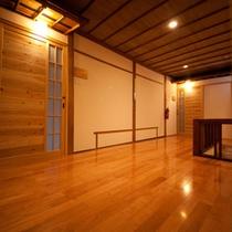 ■客室フロア■清潔感のある館内