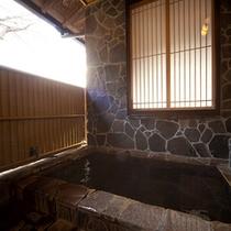 ■和室■日暮 露天風呂付きで好きなだけ楽しめる。