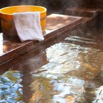 ■貸切石風呂■ じっくりと浸かり心も体も温めてください。