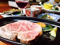 A5ランク米沢牛ステーキ