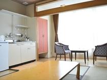 キッチン付和室