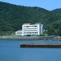 【外観】本土最南端リゾート ホテル佐多岬へようこそ!