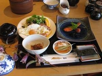 純和風朝食
