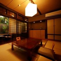 「一般客室」~落ち着いた雰囲気が広がる、和の空間~