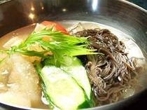 オススメの水冷麺