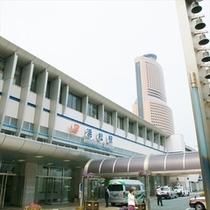 JR浜松駅まで車で5分、徒歩15分♪