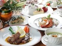 BOY洋風家庭料理フルコース