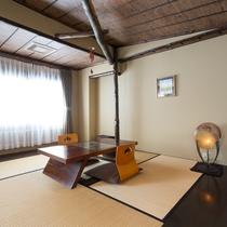 【特別和洋室】オリエントルーム / 畳の間