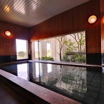 *男性大浴場「出世の湯」