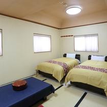 別館2F和室ツインベッド(202号室)