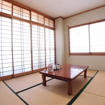 *【和室6畳】シンプルで快適なお部屋です