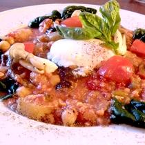 *リボリータ。トスカーナ地方の伝統料理です。