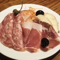 *【お料理一例/生ハム】美食の国イタリアの味をお楽しみください♪
