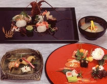 寿懐石料理イメージ