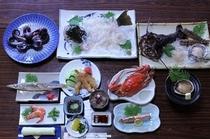 海鮮デラックスプラン 12000円