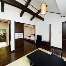 【珊瑚】客室