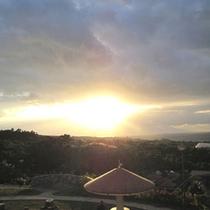 *【朝日】少し早起きして、美しい朝の一瞬の風景を満喫…