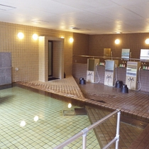 *【大浴場】露天風呂、内風呂ともに源泉かけ流しでお楽しみいただけます。