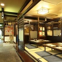 ★当ホテル1階併設【居酒屋村まつり】★
