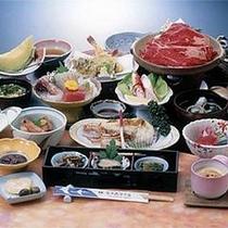 花コースお料理