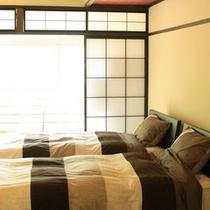 新ベッドルーム