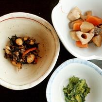 朝食 小鉢イメージ