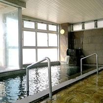 *女性大浴場/鹿教湯温泉を、「源泉かけ流し」で、ご堪能頂けます。