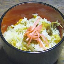 *夕食一例/夏は白米or混ぜごはん