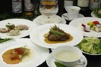 夕食例(洋食)