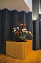 エントランス 花瓶