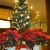 ロビー(クリスマス)