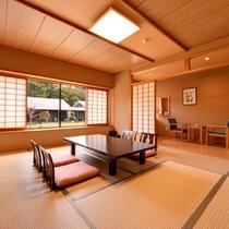 *和室10畳(客室一例)/訪れるすべての人を虜にする特別感に満ちた空間が広がります。
