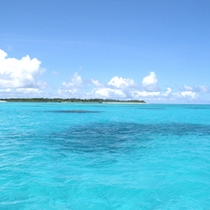 *【海】青空と海、それぞれ異なる青の風景をお楽しみ頂けます!