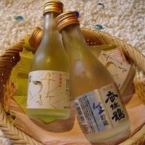 香住の旨いものには、地酒「 香住鶴(かすみづる) 」がおすすめです