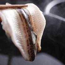 「 ジオ鍋 」食材の一例 〔ハタハタ〕