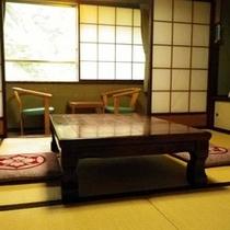 *【和室6畳(客室一例)】カップルやお一人様のご宿泊にオススメ
