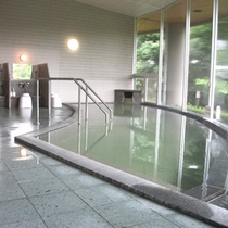 *大浴場/地元の方に愛されリピーターも多い「川西温泉」。